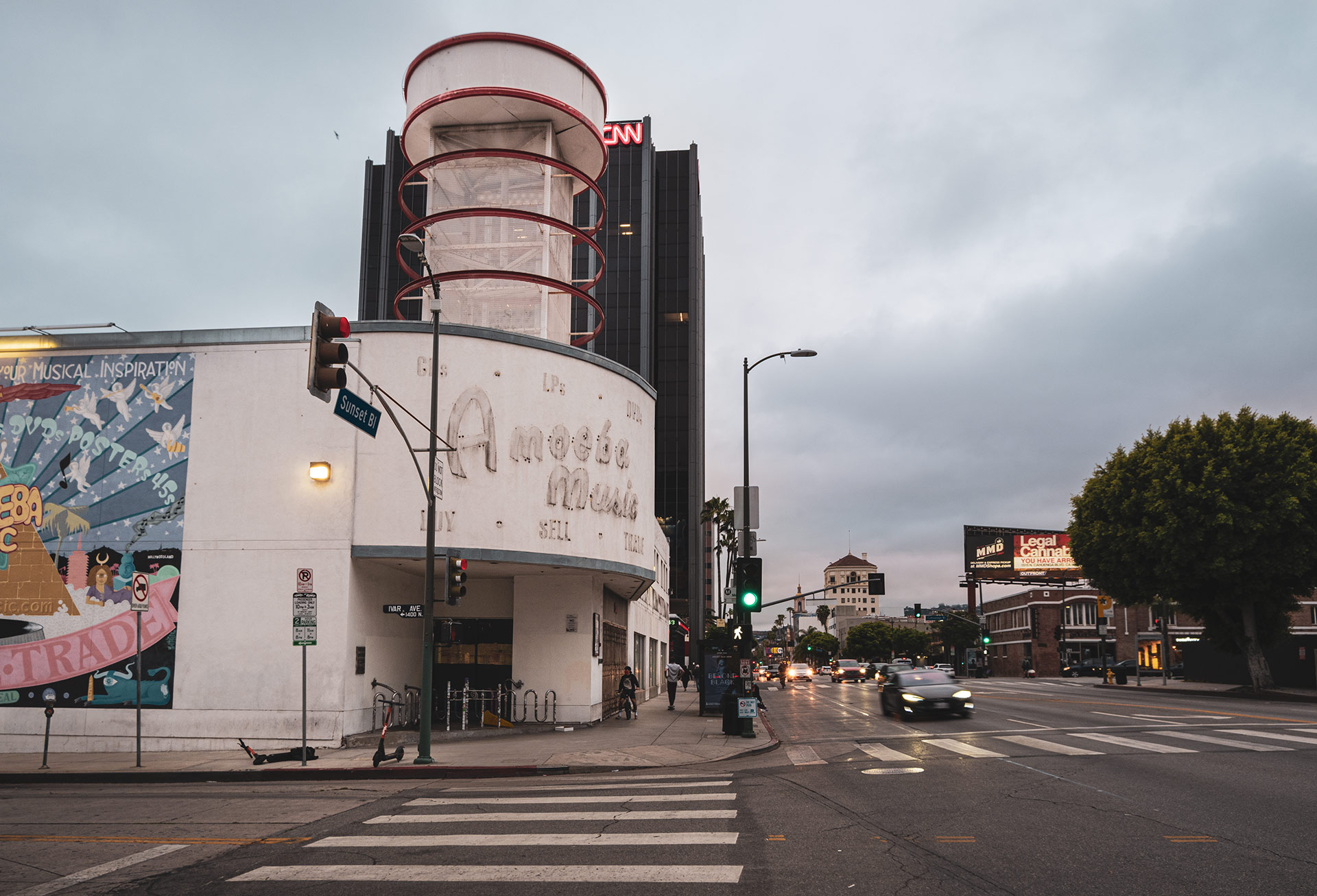 Los Angeles Project | Amoeba Music Closing in Hollywood
