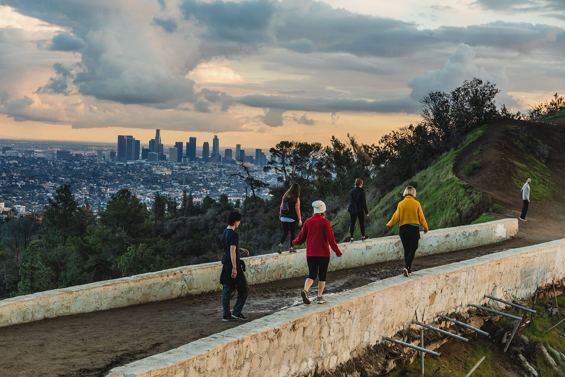 Los Angeles Project | Griffith Park Hiking Trail